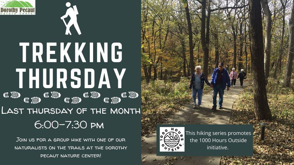 Trekking Thursday -Sioux City