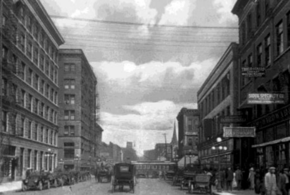 Historic 4th Street -Sioux City