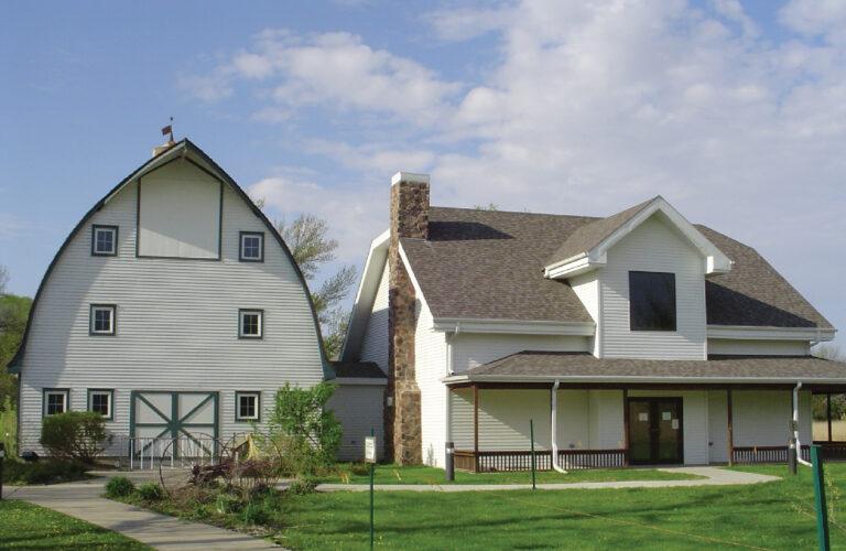 Adams Homestead and Nature Preserve
