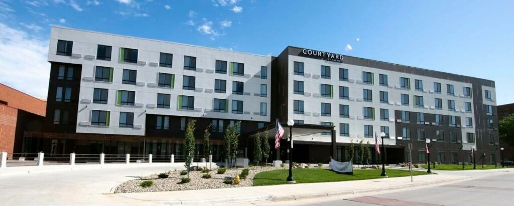 Courtyard Marriot - Downtown