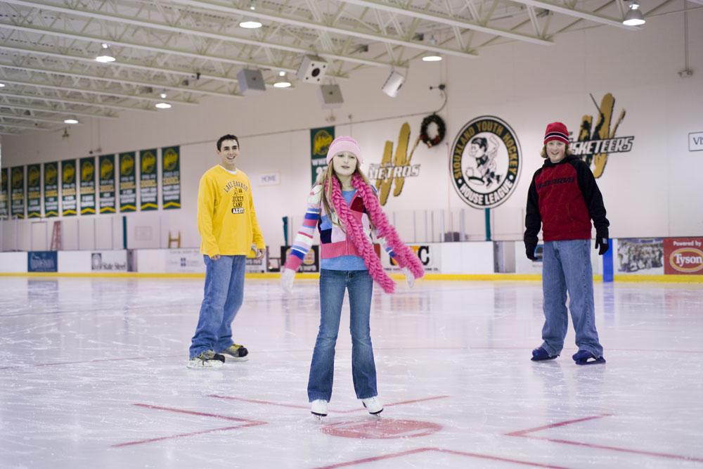 IBP Ice Center