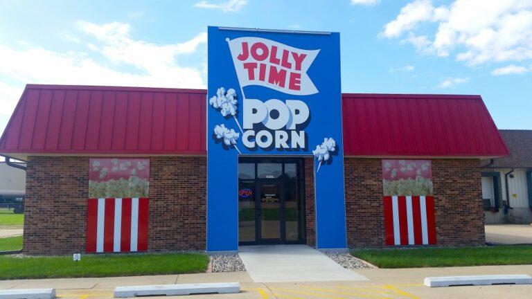 Jolly Time Popcorn Shoppe & Museum