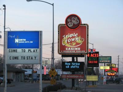 The Strip North Sioux