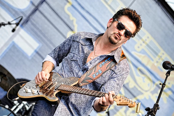 Mike Zito Downtown Live-Sioux City