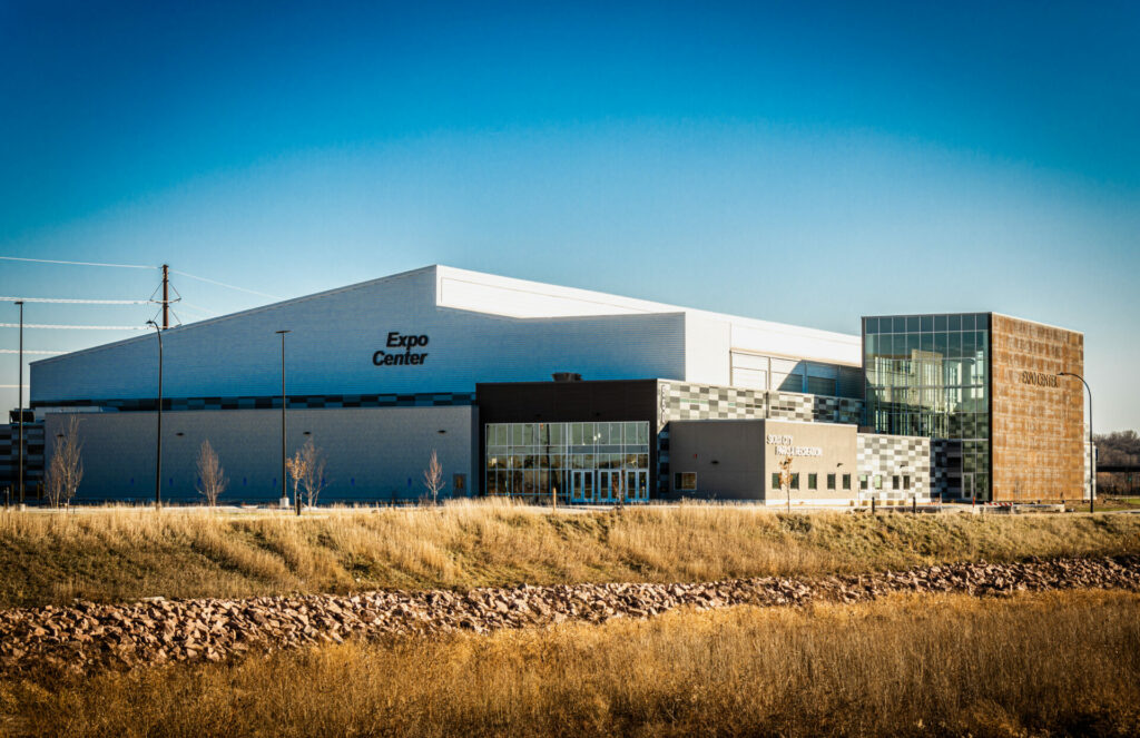The Expo Center - Sioux City